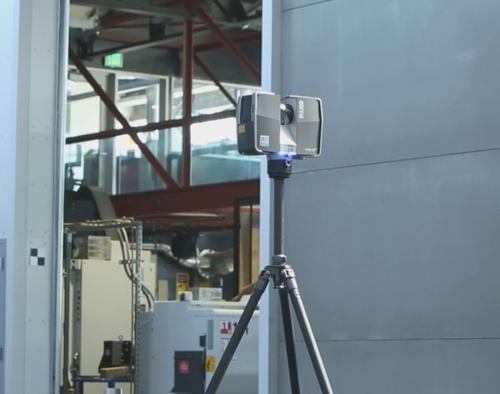 Faro Scanner Targets