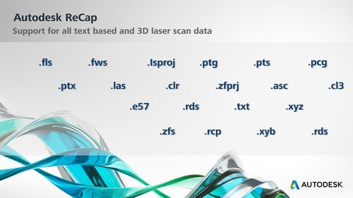 1.Supports all laser scan data